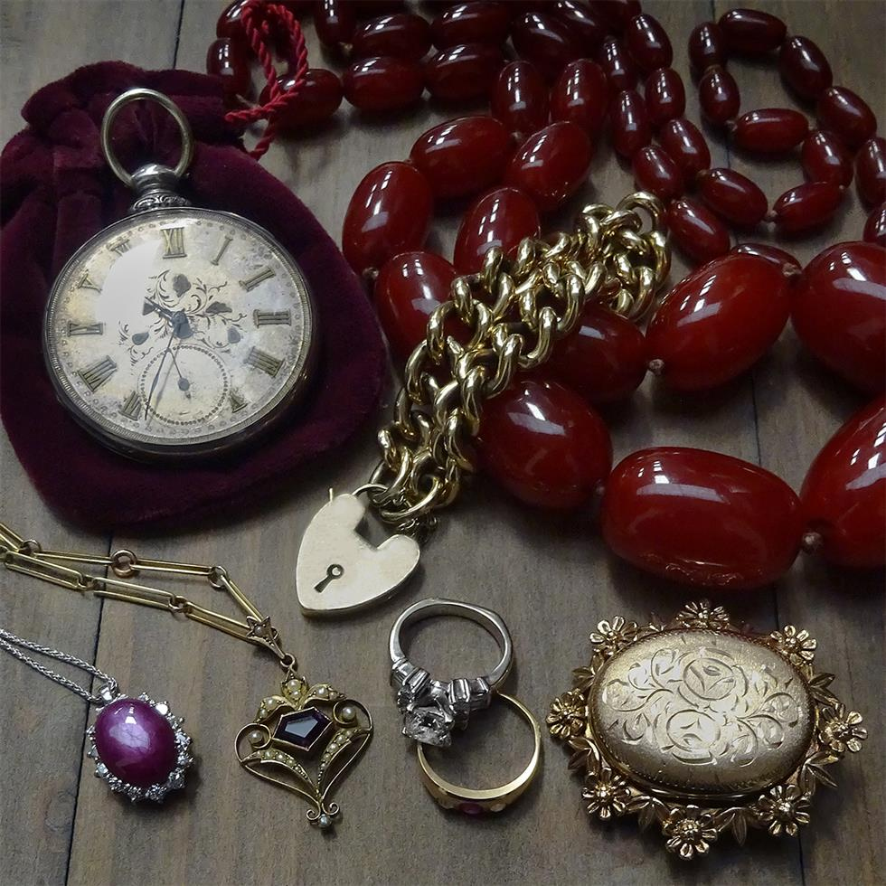Jewellery, Watches & Silver