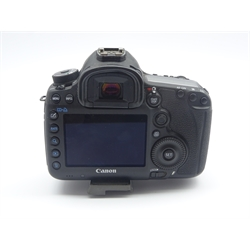 Canon EOS 5D Mark III DSLR camera and 'CANON ZOOM LENS EF 16-35MM 1:4 L IS USM' lens