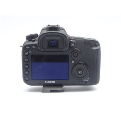 Canon EOS 7D Mark III DSLR camera body with box