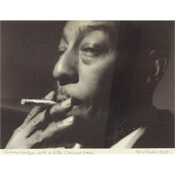 Terry Cryer (1934-2017)  'Johnny Hodges