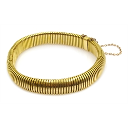 14ct gold (tested) bracelet, approx 25gm
