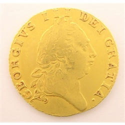 George III 1782 spade guinea